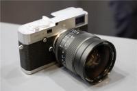 那个说要媲美Leica的泽尼特,真的出了一台「媲美」Leica的相机