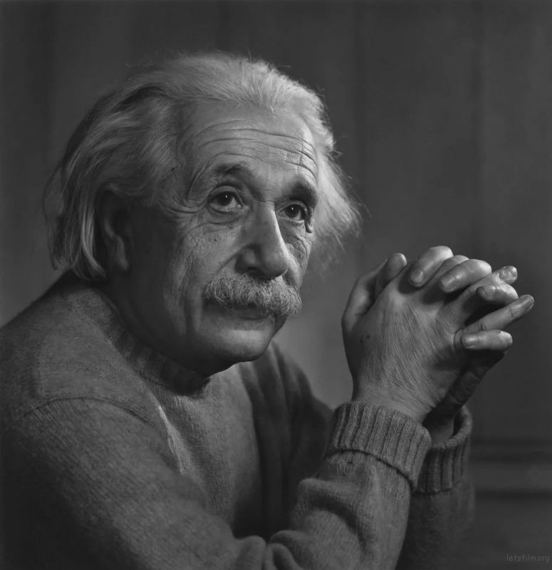 Photo by Yousuf Karsh