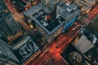 拍摄城市场景的几个视角