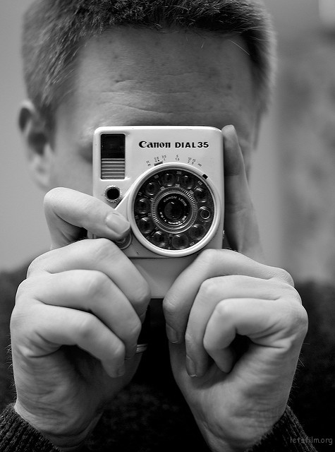 Canon Dial 35. Image taken by Rasmus Andersson