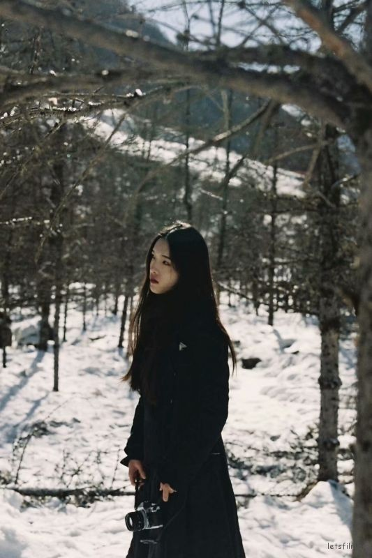 北京道落雪了9