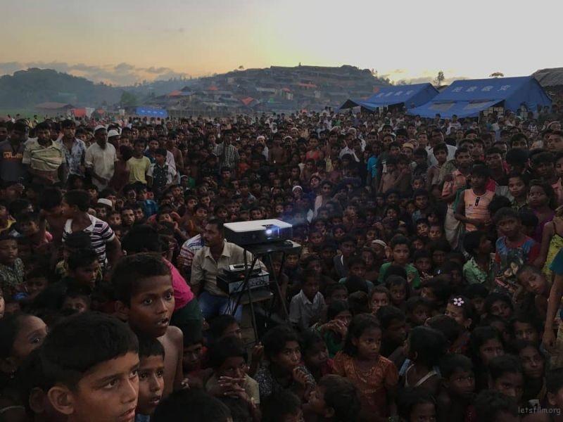 2018 年度摄影师获奖作品,来自孟加拉摄影师  Jashim Salam