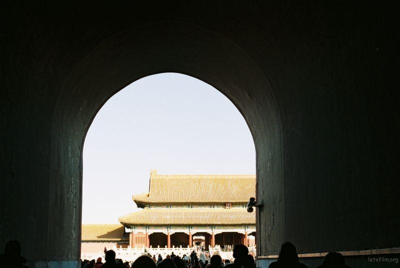 洞中紫禁城