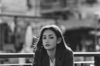 [20161] 佛罗伦萨艳阳下,黑白胶片人像