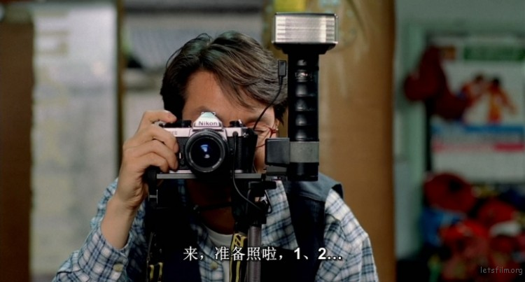 电影《八月照相馆》截图