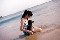 [20486] 少女と犬