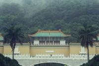 [20852] 雨里的台北故宫