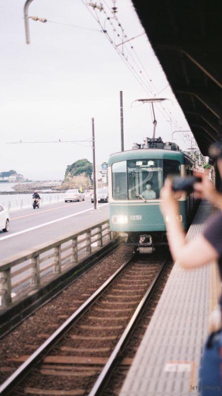 坐火车到传说中的湘南海岸(6)