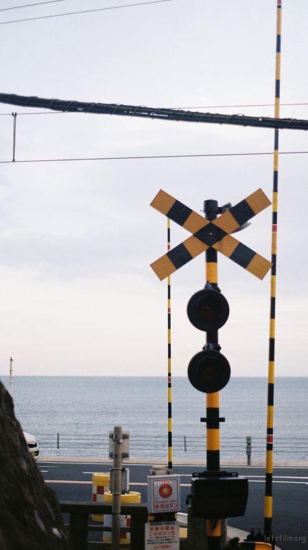 坐火车到传说中的湘南海岸(2))