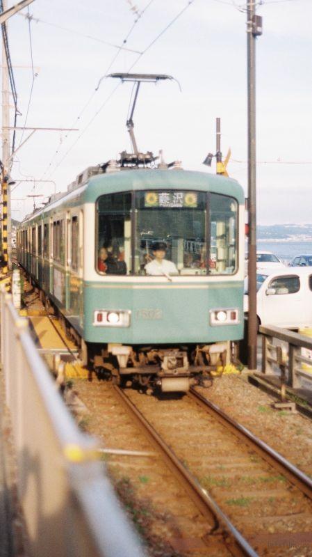 坐火车到传说中的湘南海岸(3)