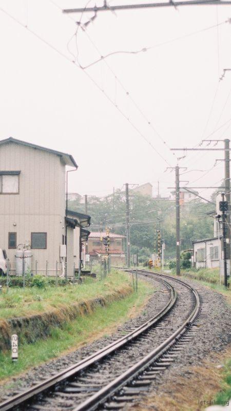 坐火车到传说中的湘南海岸(7))