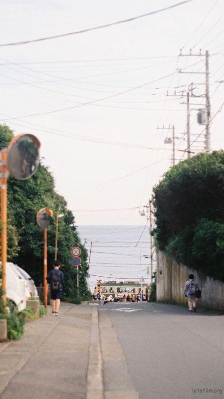 坐火车到传说中的湘南海岸(8)