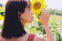 [21141] 太阳与花