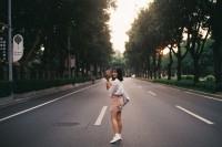 [21257] 记一次夏日两个人追逐日落的傍晚