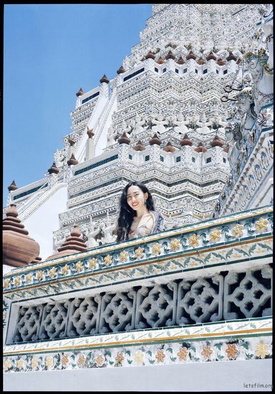 《十四个日与夜》写真集·泰国