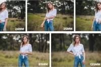 不同的焦距对人像摄影有什么影响?