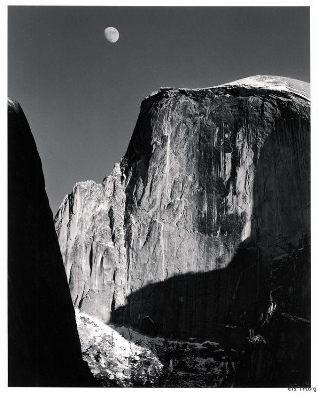 Photo by Ansel Adams