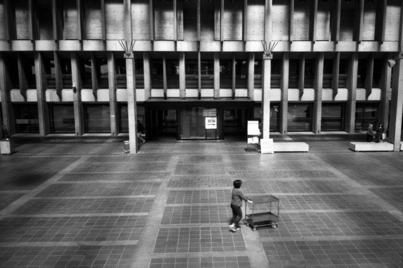 Photo by 拍照的徐同学 with Olympus XA | Kodak Tri-X 400