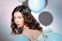 [22394] 色彩的气球 如同灿烂的你