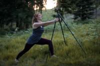 拍照的时候,做这些简单运动来缓解疲劳吧!