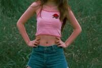 [22395] 粉色少女