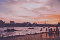 [22536] 迪拜河畔的阿拉伯式浪漫