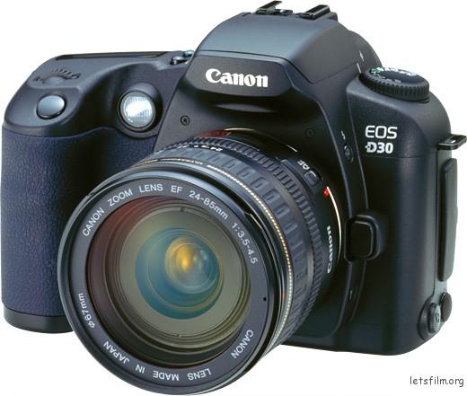 Canon EOS D30