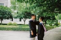 [22991] 给室友拍一组胶片情侣毕业照